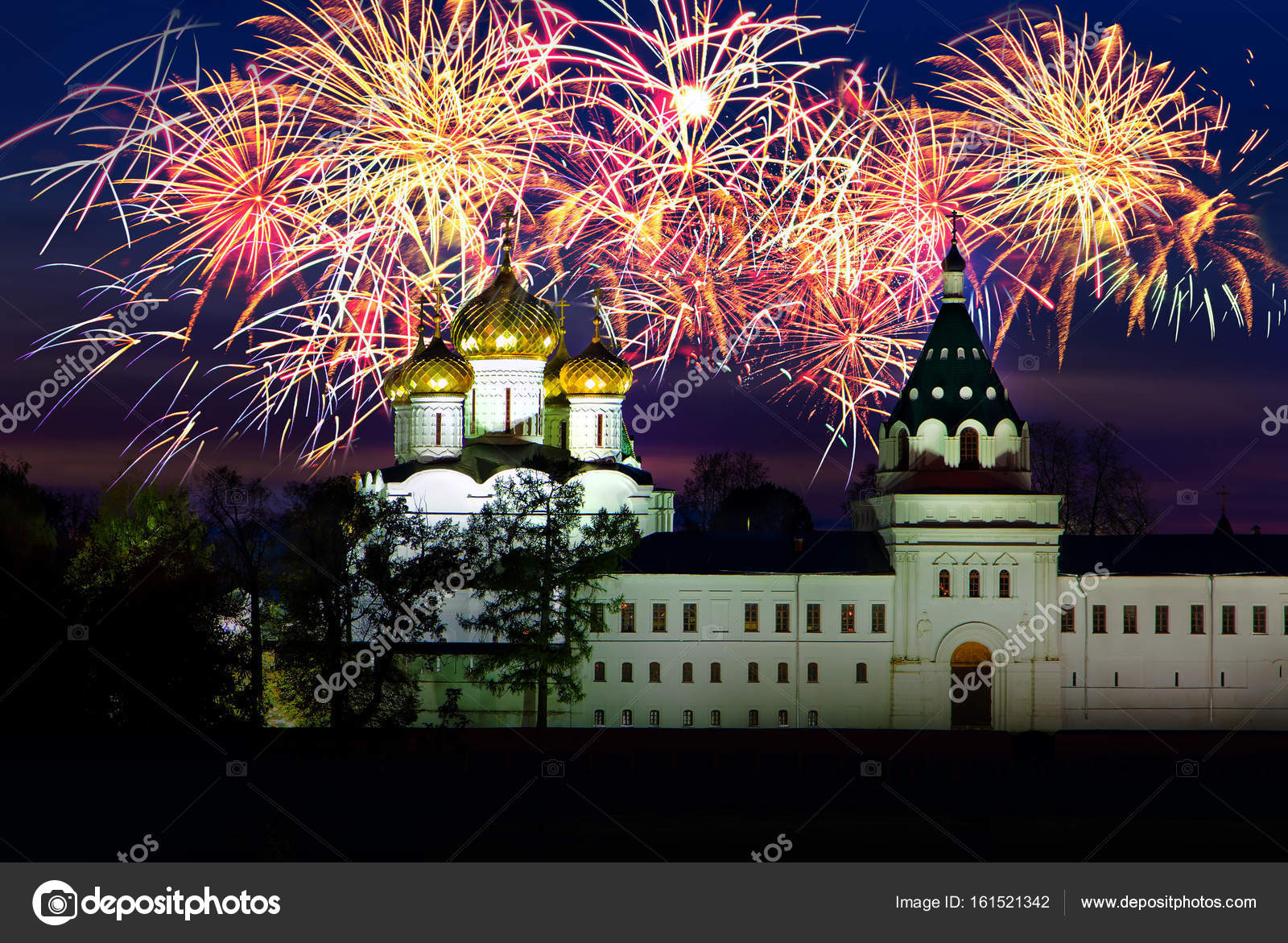 New Year 2017 in Kostroma 47