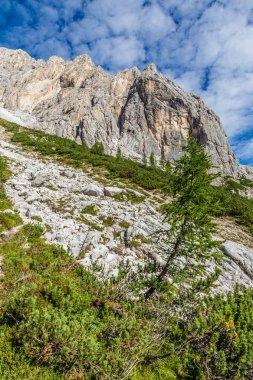Ferrata Alleghesi - Monte Civetta, Dolomites,Italy