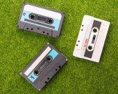 Cassette audio vintage