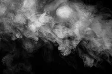Texture of steam or smoke