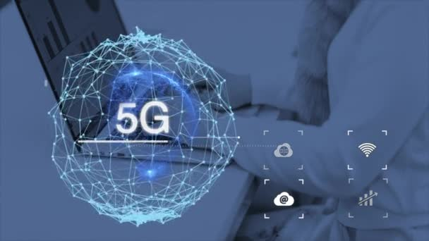 Digital Earth, Ai technology, 5g network, Fintech, Iot, and advanced technology.