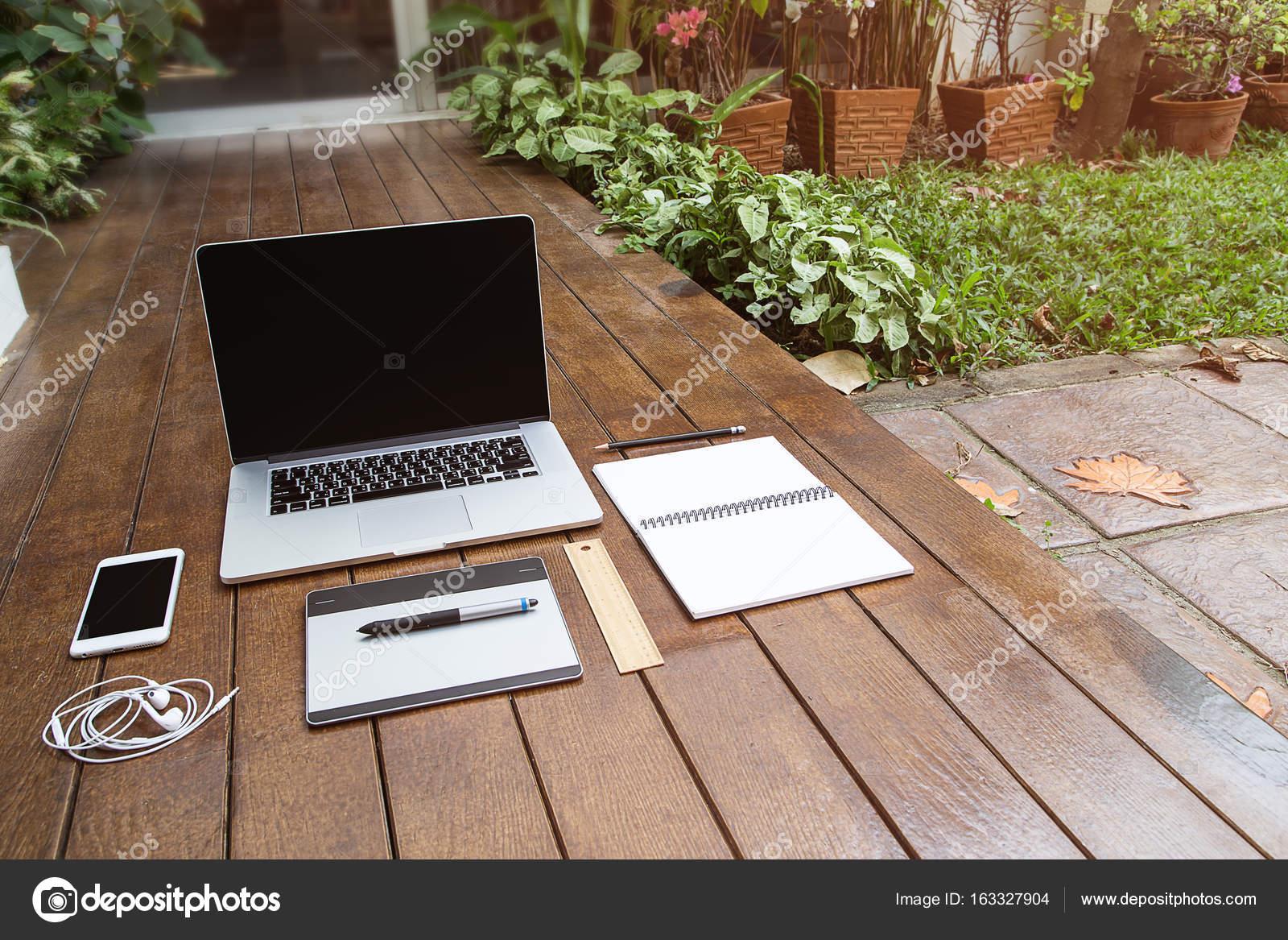 Espacio de trabajo relajante chill-out para oficina y diseño ...