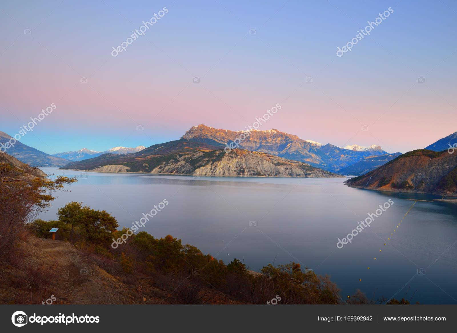 Lac Serre Poncon : Barrage de serre ponçon «quelles garanties aurions nous demain