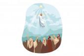 Himmelfahrt Jesu Christi, Bibelkonzept
