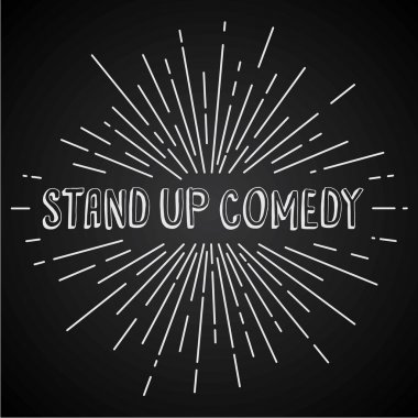 stand up comedy text show