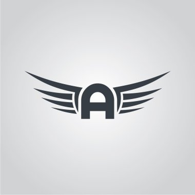 aviator symbol logo