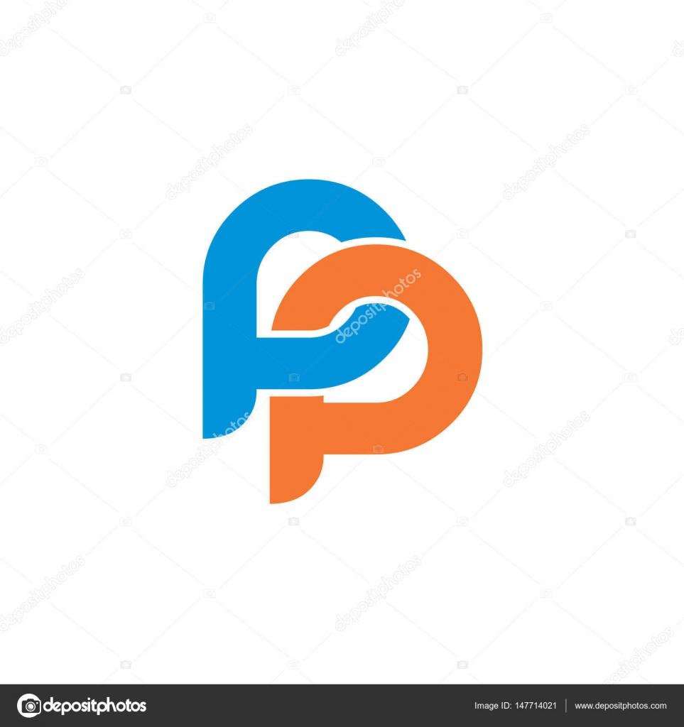 Schloss sich Buchstaben Pp-logo — Stockvektor © vectorfirst #147714021