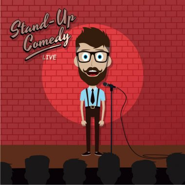 stand up show concept
