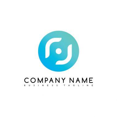 Company name business tagline, vector illustration clip art vector