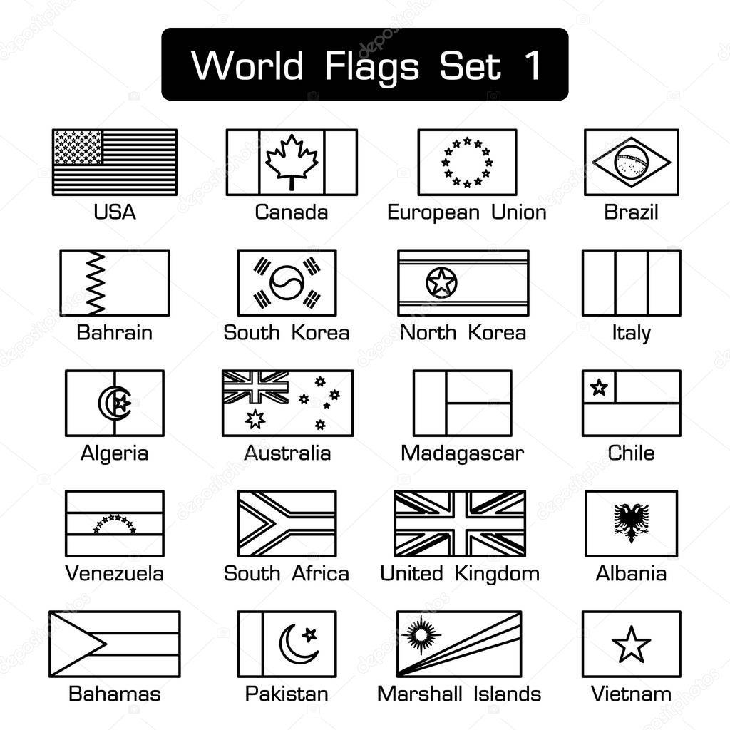 bandera europa blanco y negro banderas mundo grupo 1