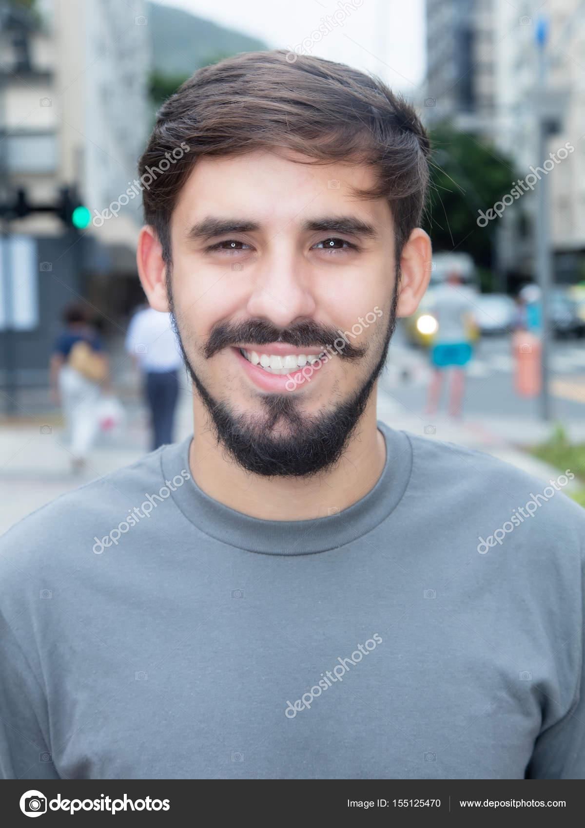 Biały facet z Puerto Rico