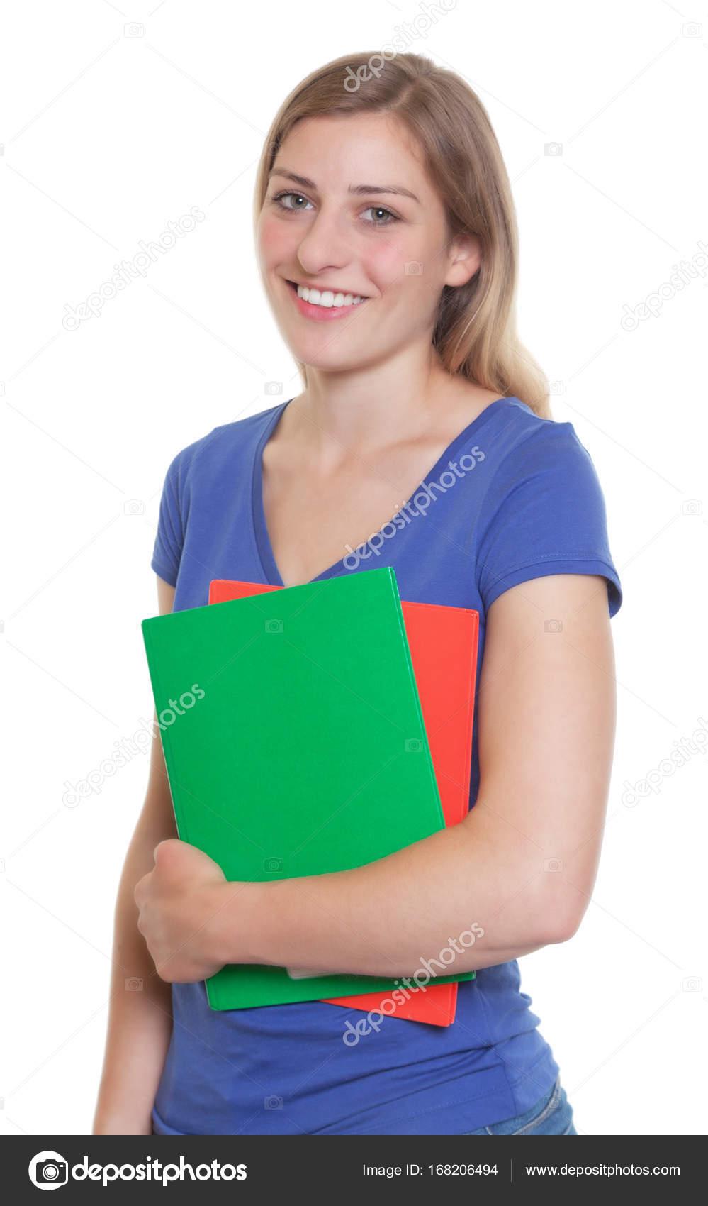 Studentin Deutsche