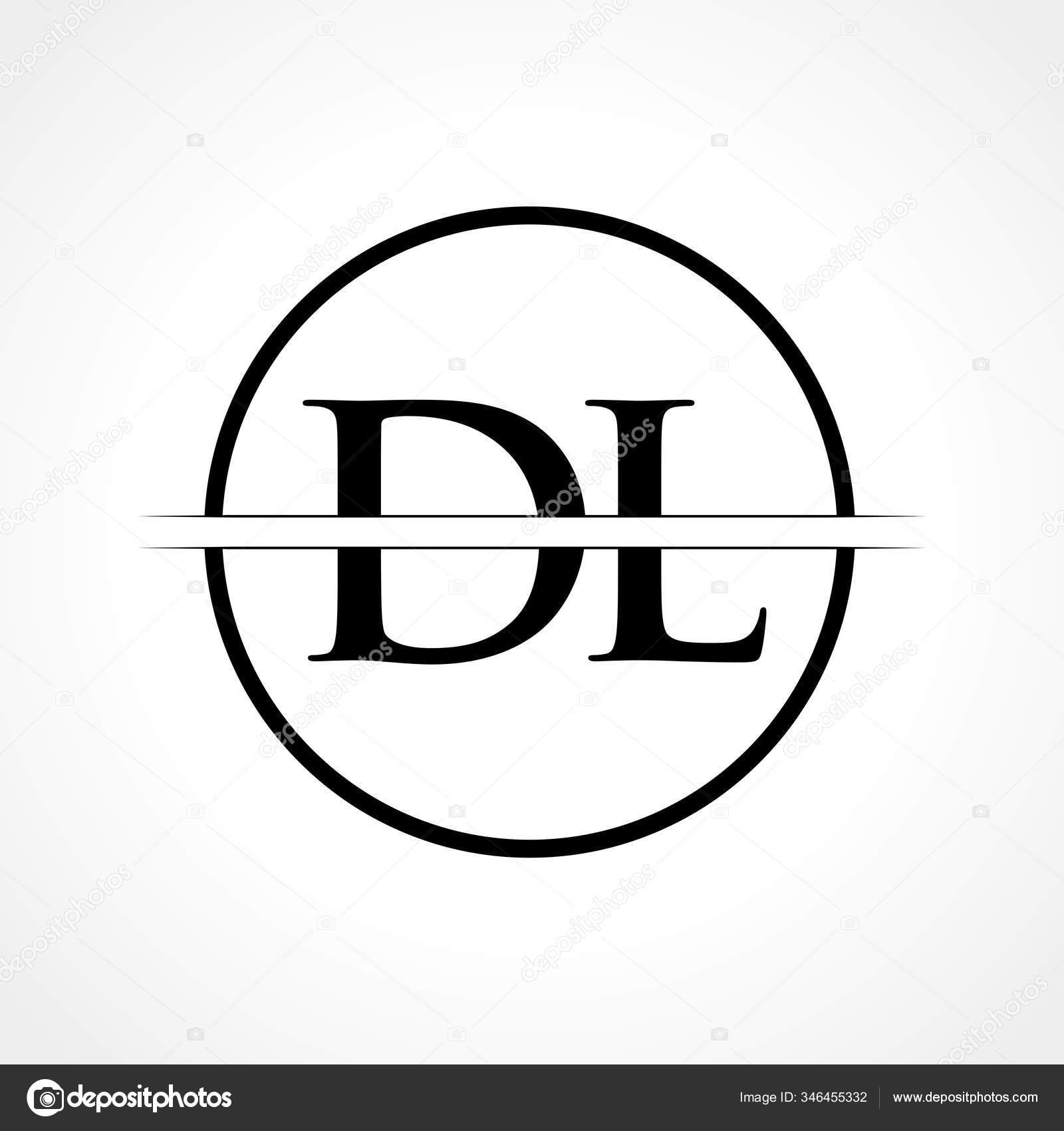 Áˆ D L Logos Stock Images Royalty Free Dl Logo Vectors Download On Depositphotos