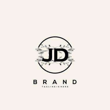 jd letter logo design premium vector download for commercial use format eps cdr ai svg vector illustration graphic art design jd letter logo design premium vector