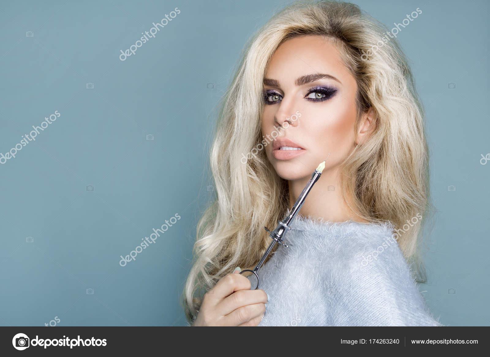 Сексуальные портреты моделей