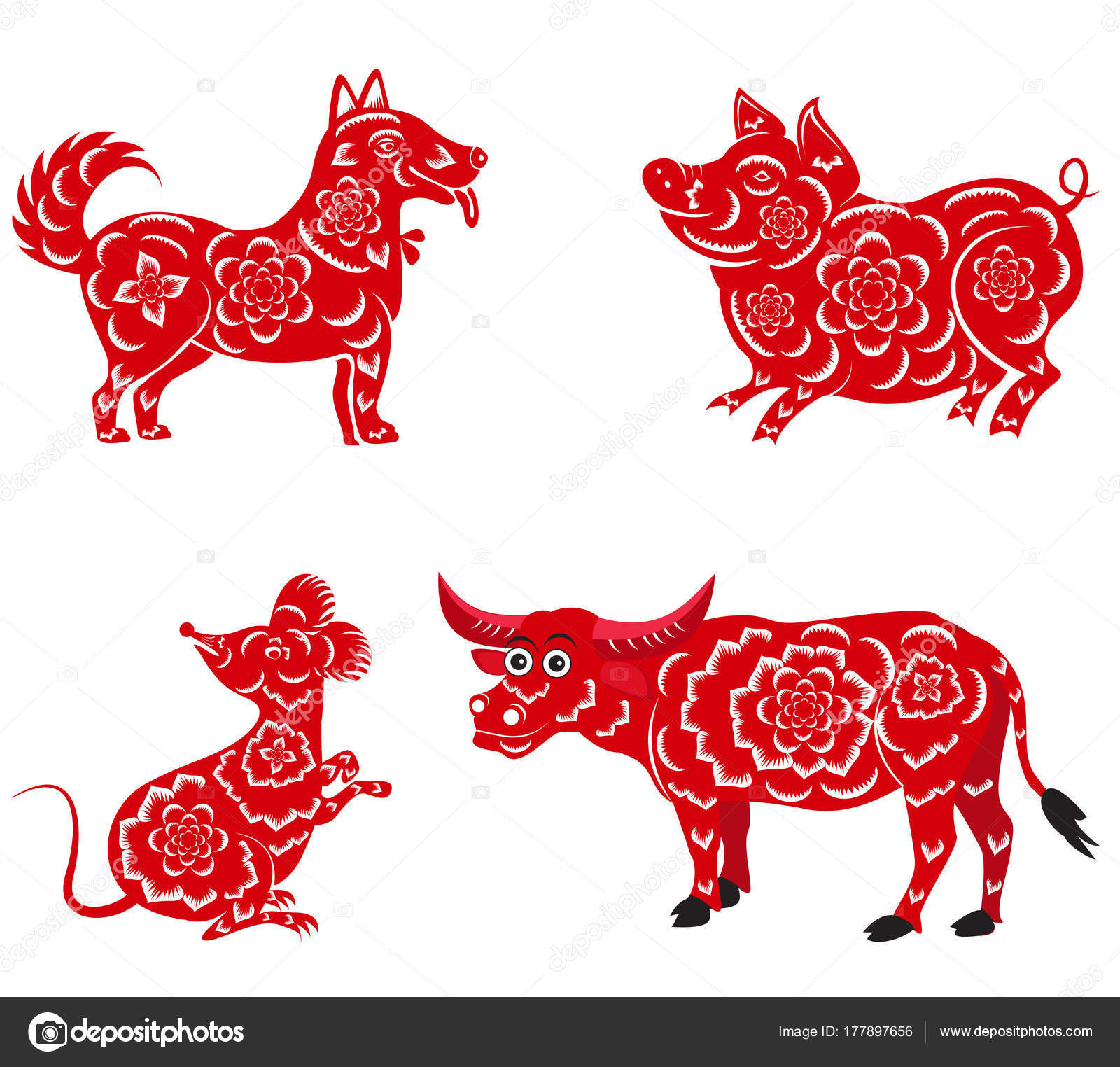 Chinese New Year 2020 Animal.Pictures Chinese New Year Animal Happy Chinese New Year