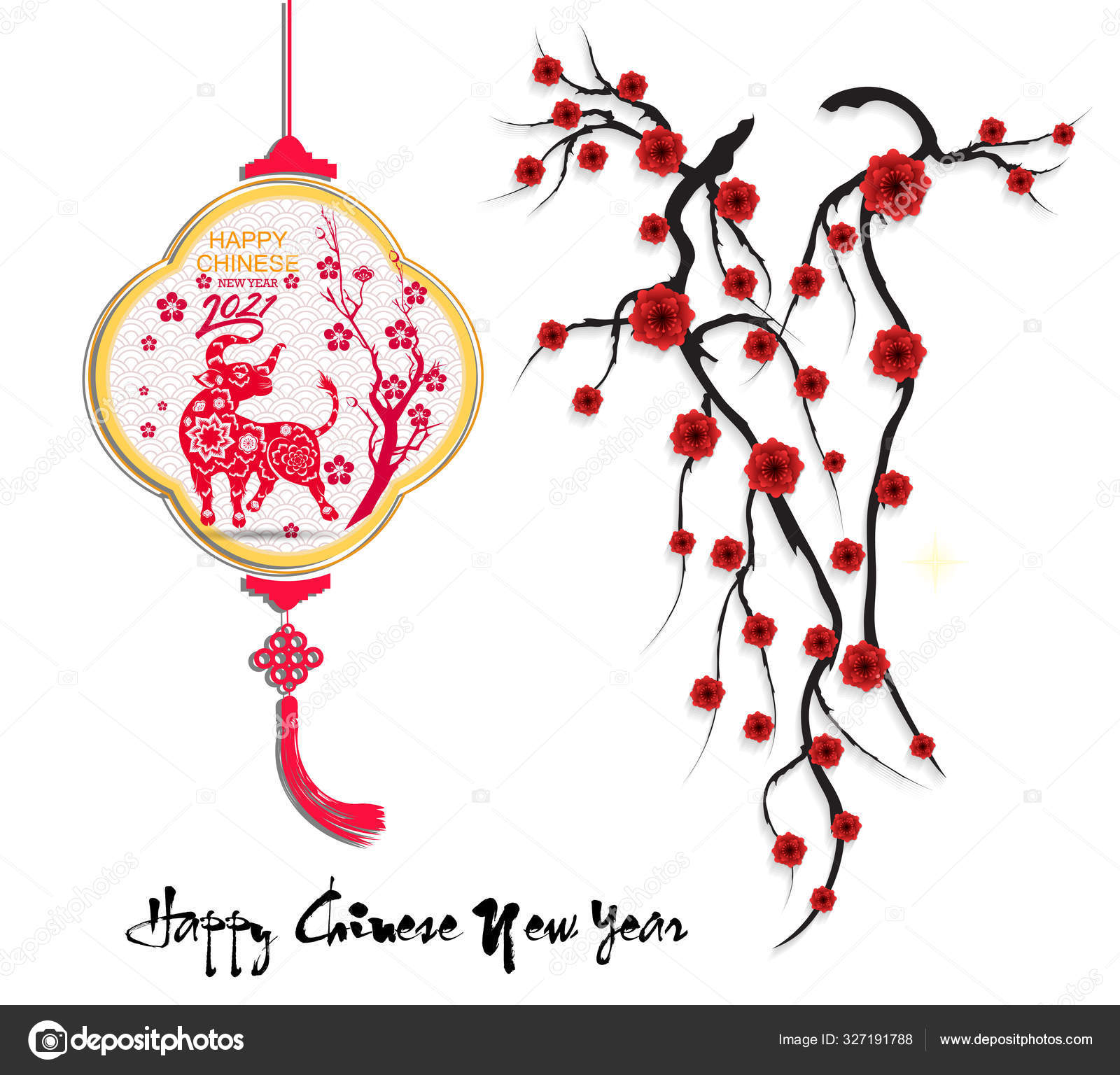 happy chinese new year 2021 year flower asian elements craft stock vector c tieulong 327191788 https depositphotos com 327191788 stock illustration happy chinese new year 2021 html