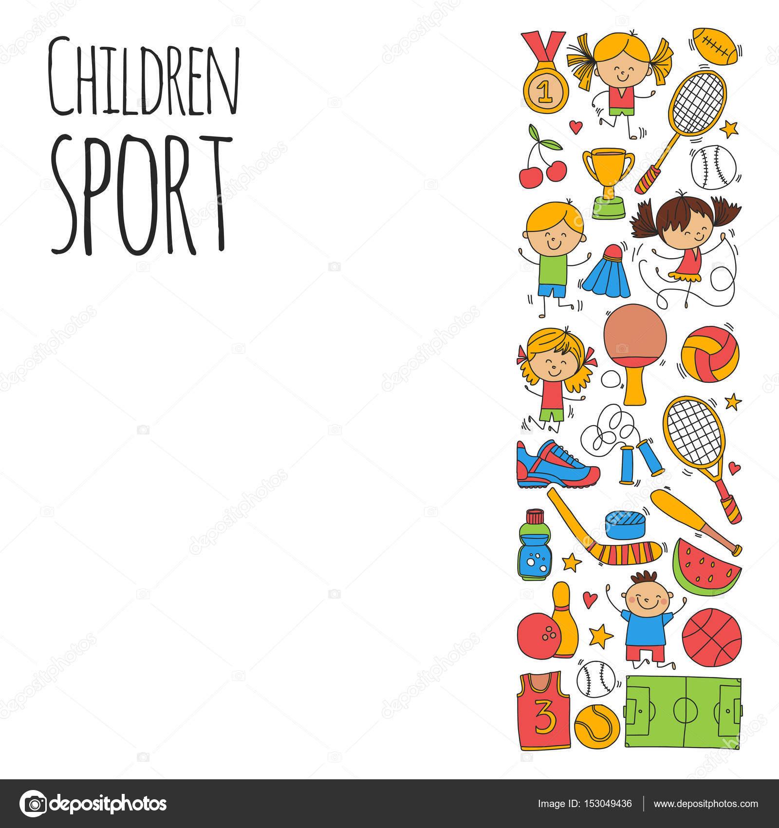 Imágenes Portadas De Ingles Animadas Los Niños Deporte Deporte