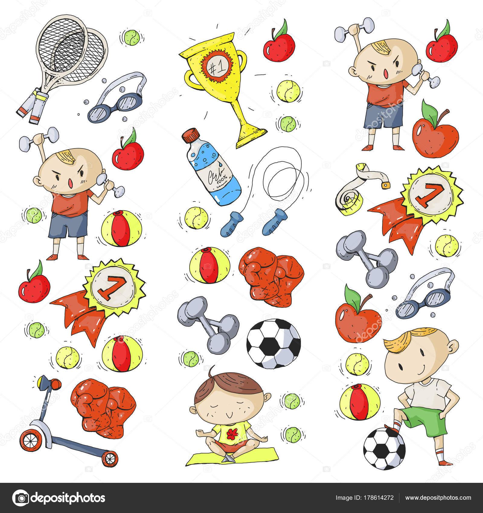 Рисунок футбол детский