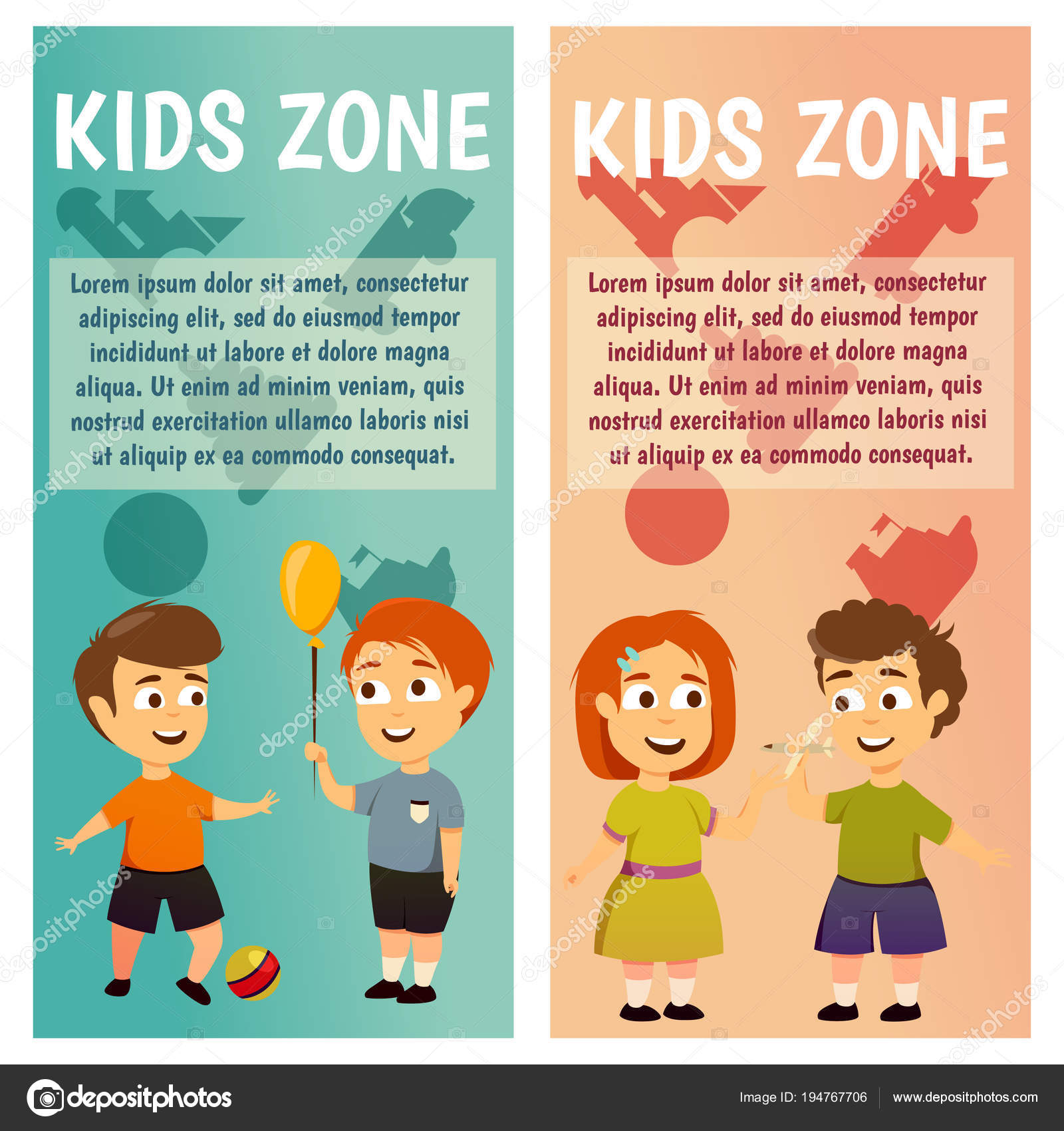 A los niños. Jardín de la infancia. Educación. Lección. Niños y ...