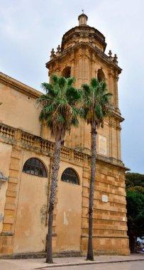 cathedral of Mazara del vallo Sicily Italy