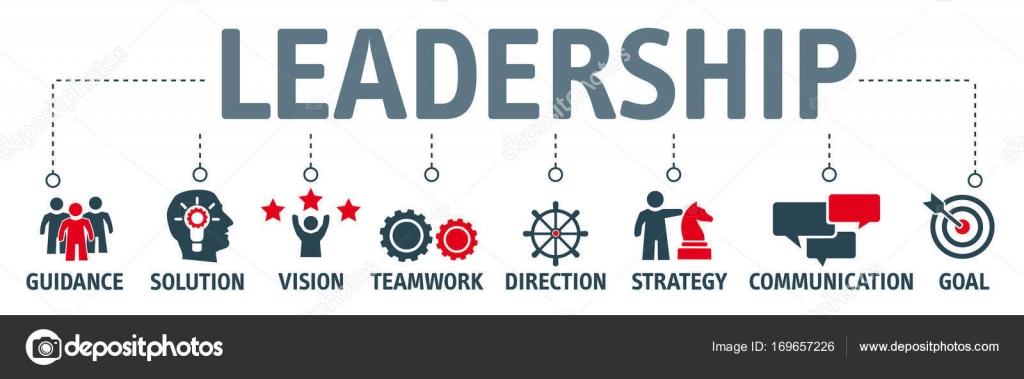 Banner Leadership Concept Stock Vector C Trueffelpix 169657226