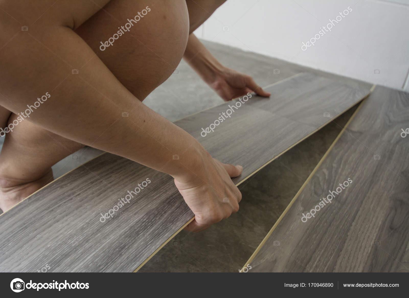 Pvc vloer heeft naden great pvc vloer leggen op plavuizen