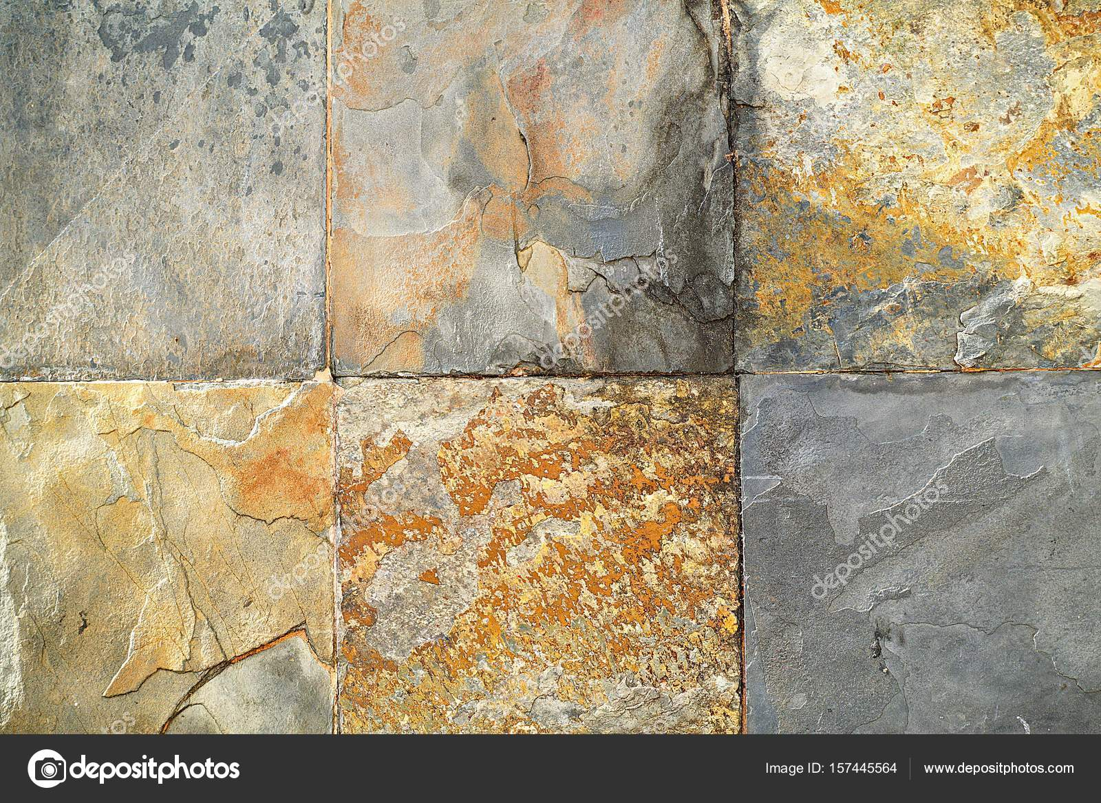Old Wall Stone Cladding Tiles Patterns Handcraft Tiles Patterns