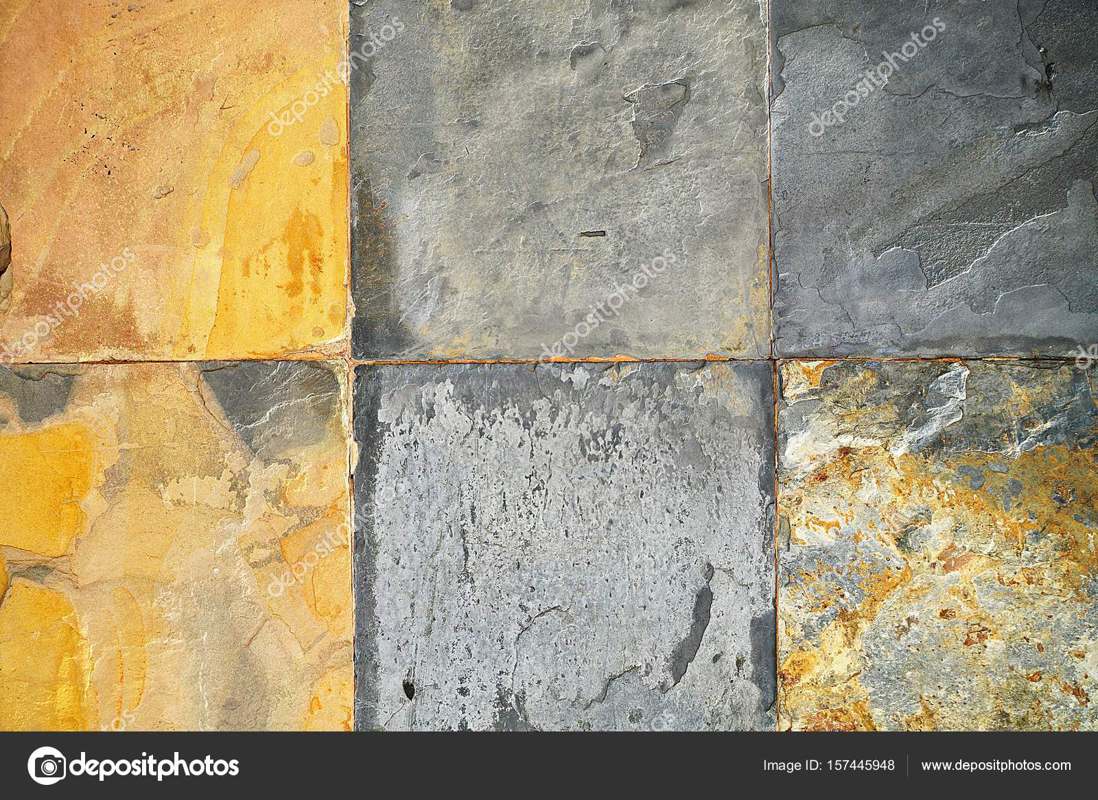 Old wall stone Cladding tiles patterns handcraft tiles