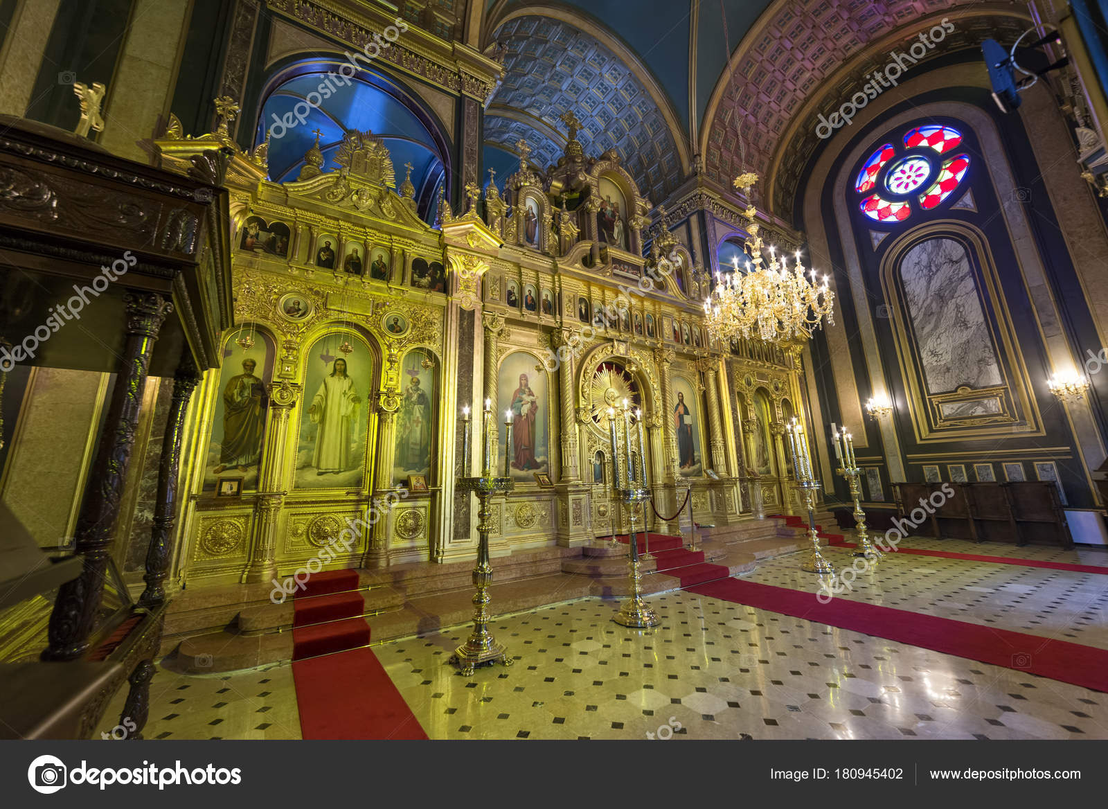 From Bulgarian St Stephen Church An Orthodox In Balat Famous For Being Made Of Prefabricated Cast Iron Elements The Neo Gothic Style