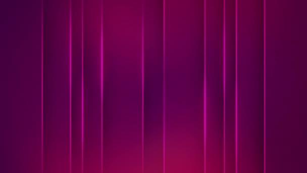 Violet háttér mozgó függőleges vonalak, 4K, hurok