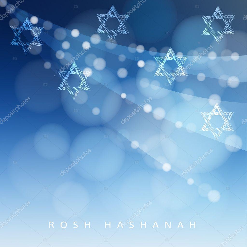 Gut gemocht Hachana, fête du nouvel an juif ou carte de voeux de Hanouka avec  WX14