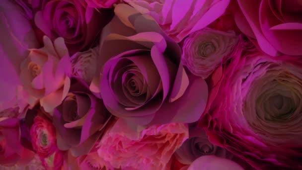 Nagyon nagy díszes virág