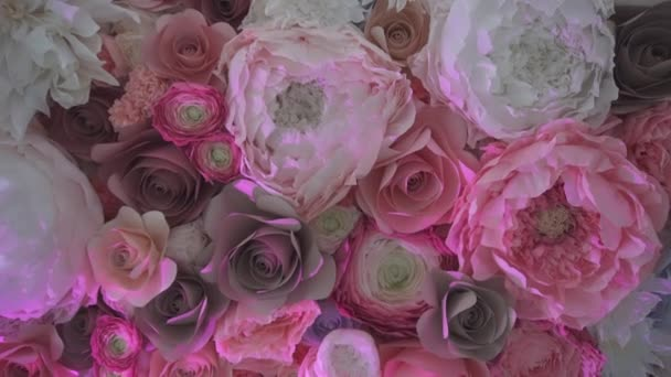 Decoration Made of Artificial Flowers