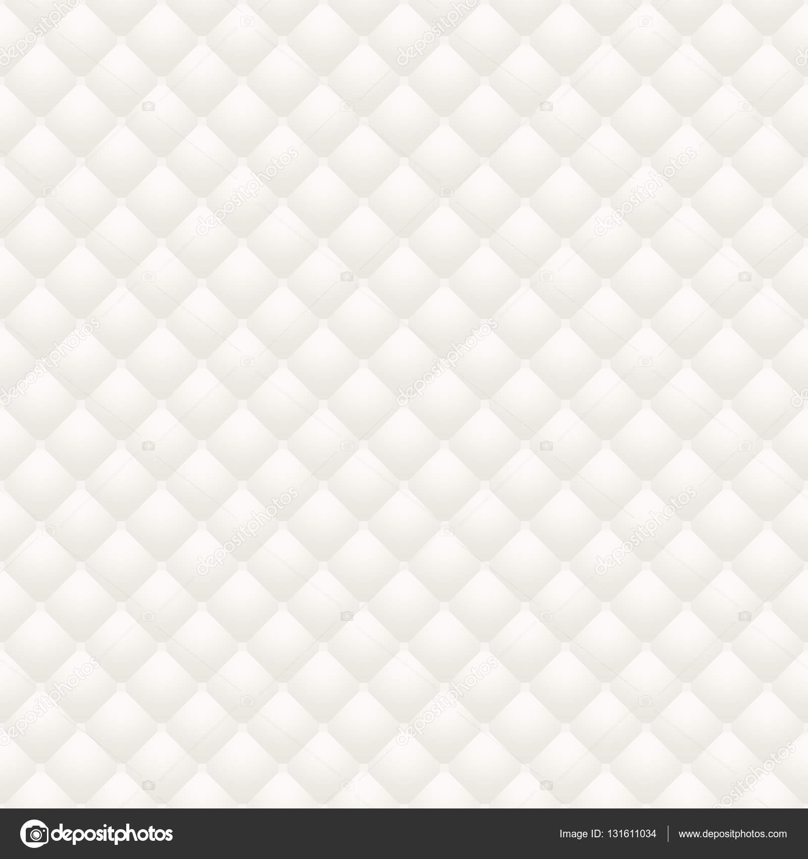 Monotono diseño grafico | Blanco cuero tapicería trama de patrones ...