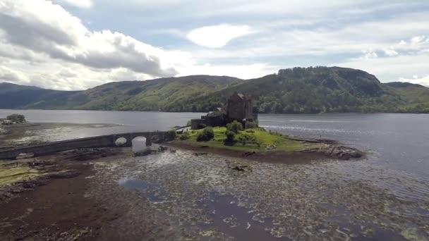 Eilean Donan Castle Skócia