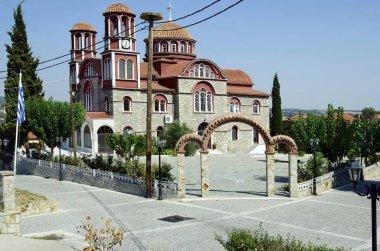 Greece, Dadia, Religion