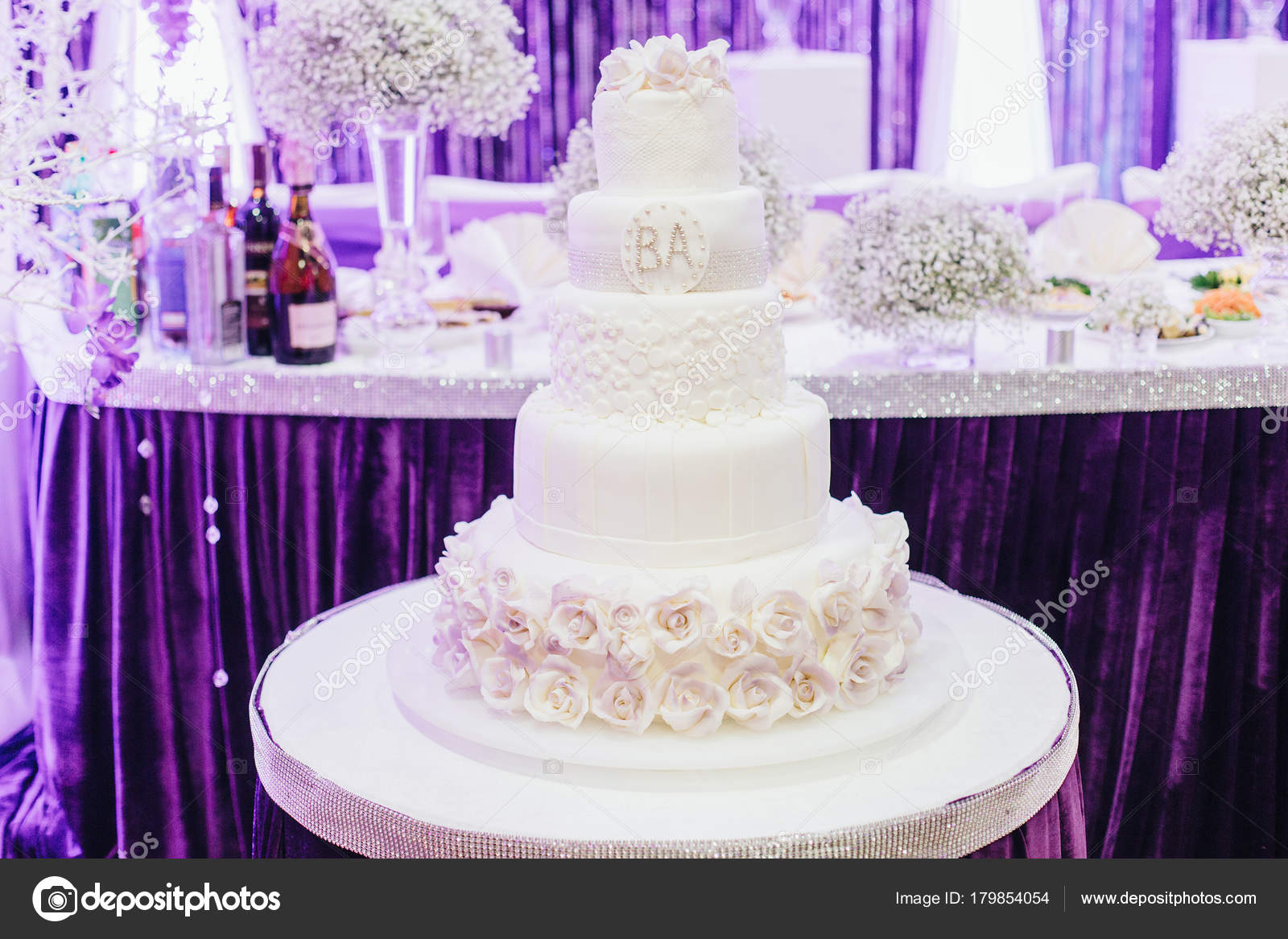 Most Beautiful Delicious Cake Homemade Pastries Wedding Birthday Hen ...