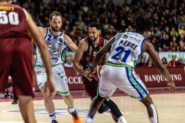 Italian Basketball A Serie  Championship Umana Reyer Venezia vs Banco di Sardegna Sassari