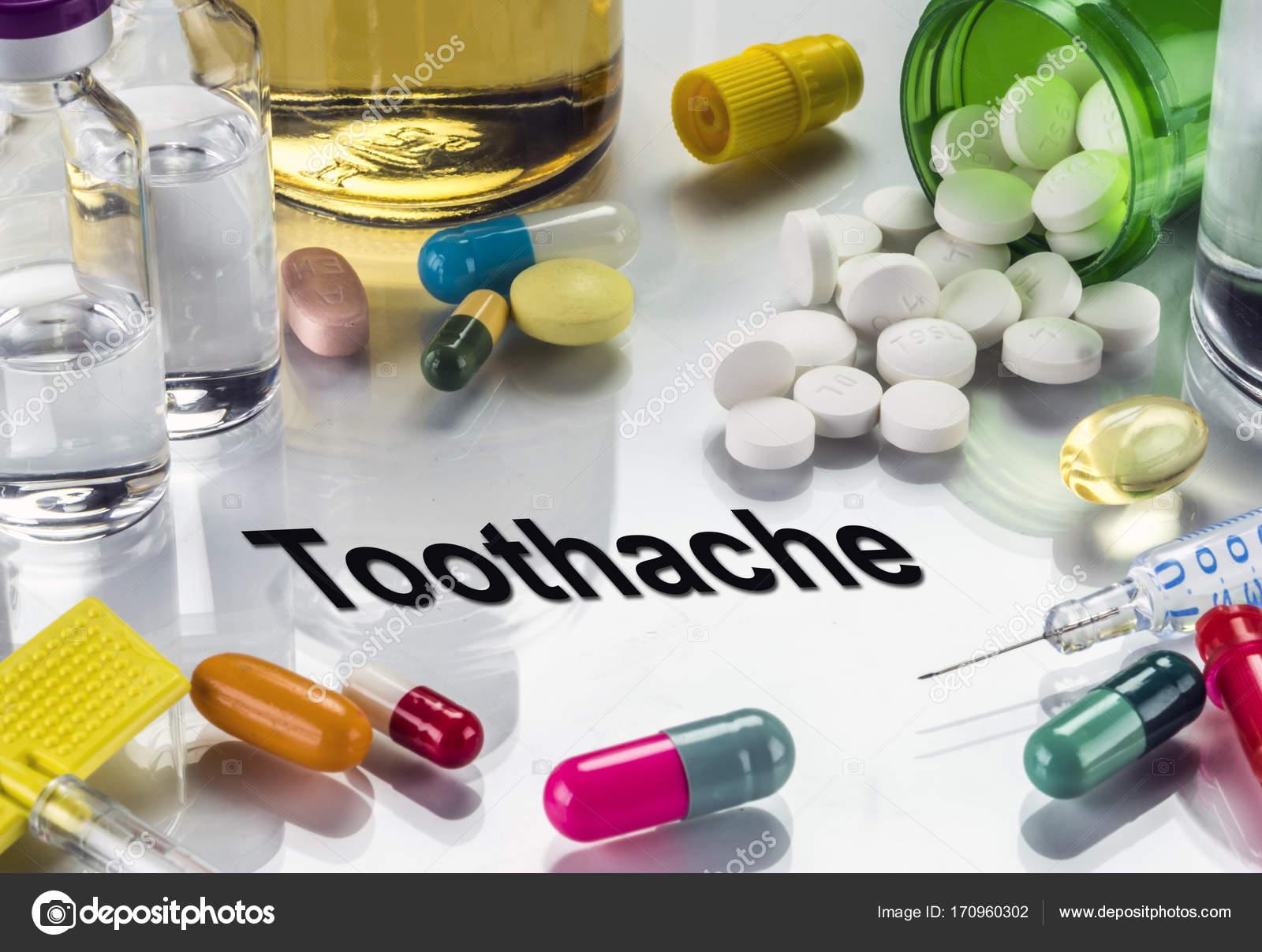 Diş Ağrısı İçin İlaç