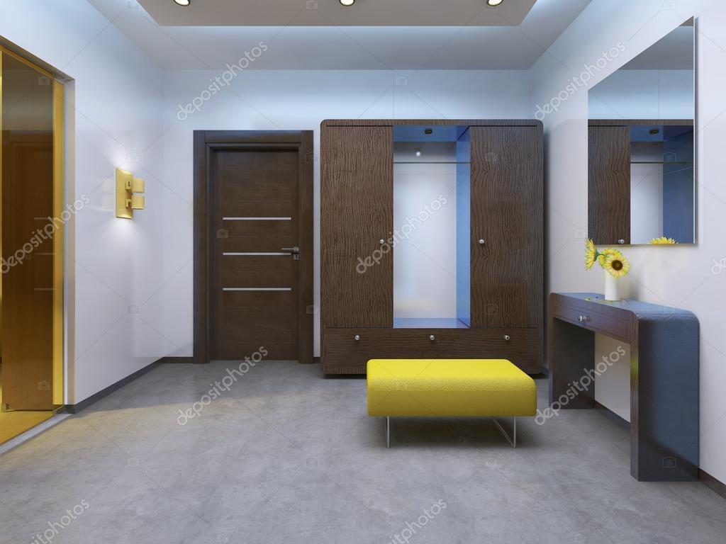 Recibidor lobby moderno al estilo contempor neo fotos de for Estilo moderno contemporaneo