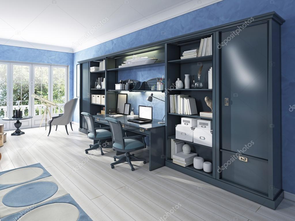 Sistema de almacenamiento de muebles para ni os con for Muebles de escritorio precios