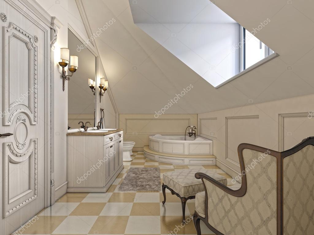 Carrelage Mural Salle De Bain Imitation Pierre ~ Salle De Bain Style Provencale