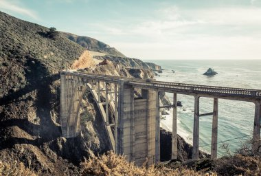 Big Sur Bridge