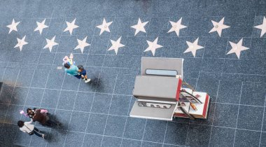 Walk of Fame, Hollywood