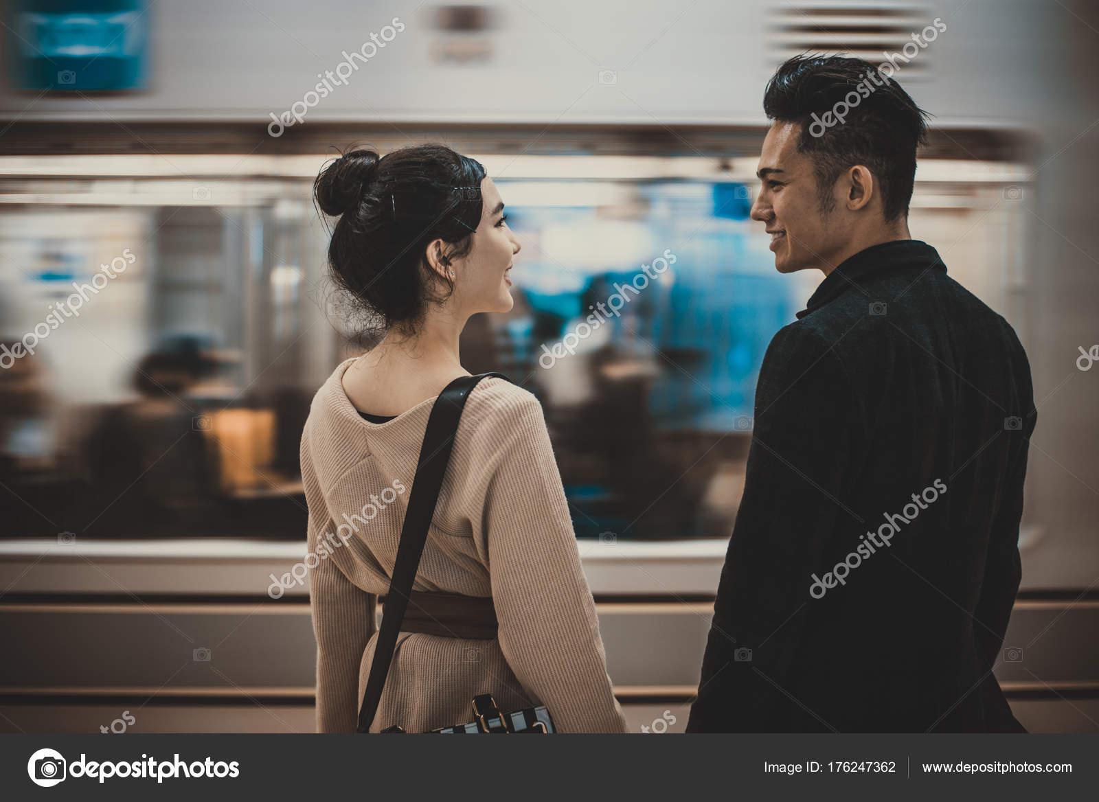 Japońskie randki w tokio