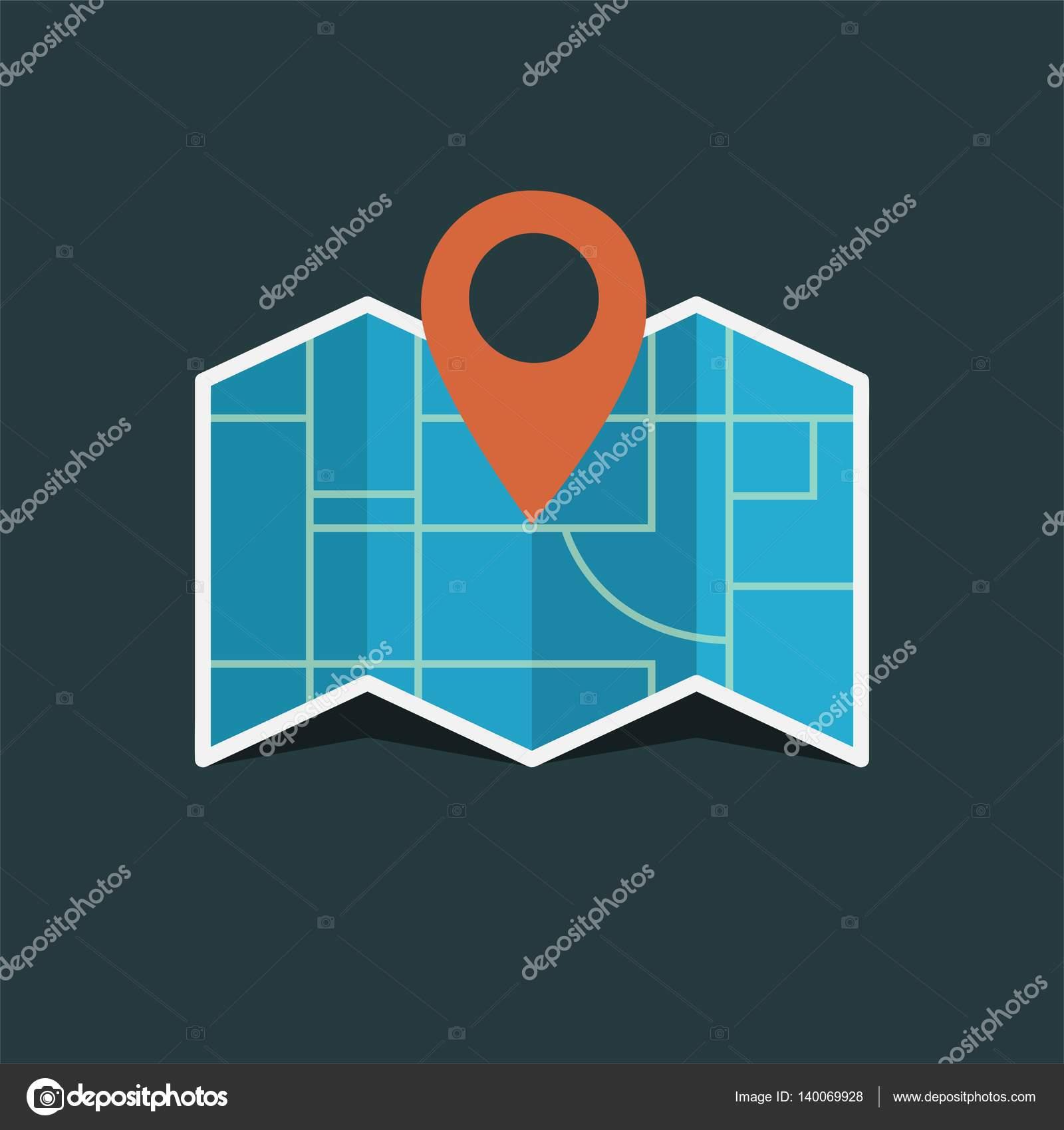 mapa sveta gps Vektorové ikony. Mapa světa. Bod na. PIN a vzdálenosti, Gps  mapa sveta gps