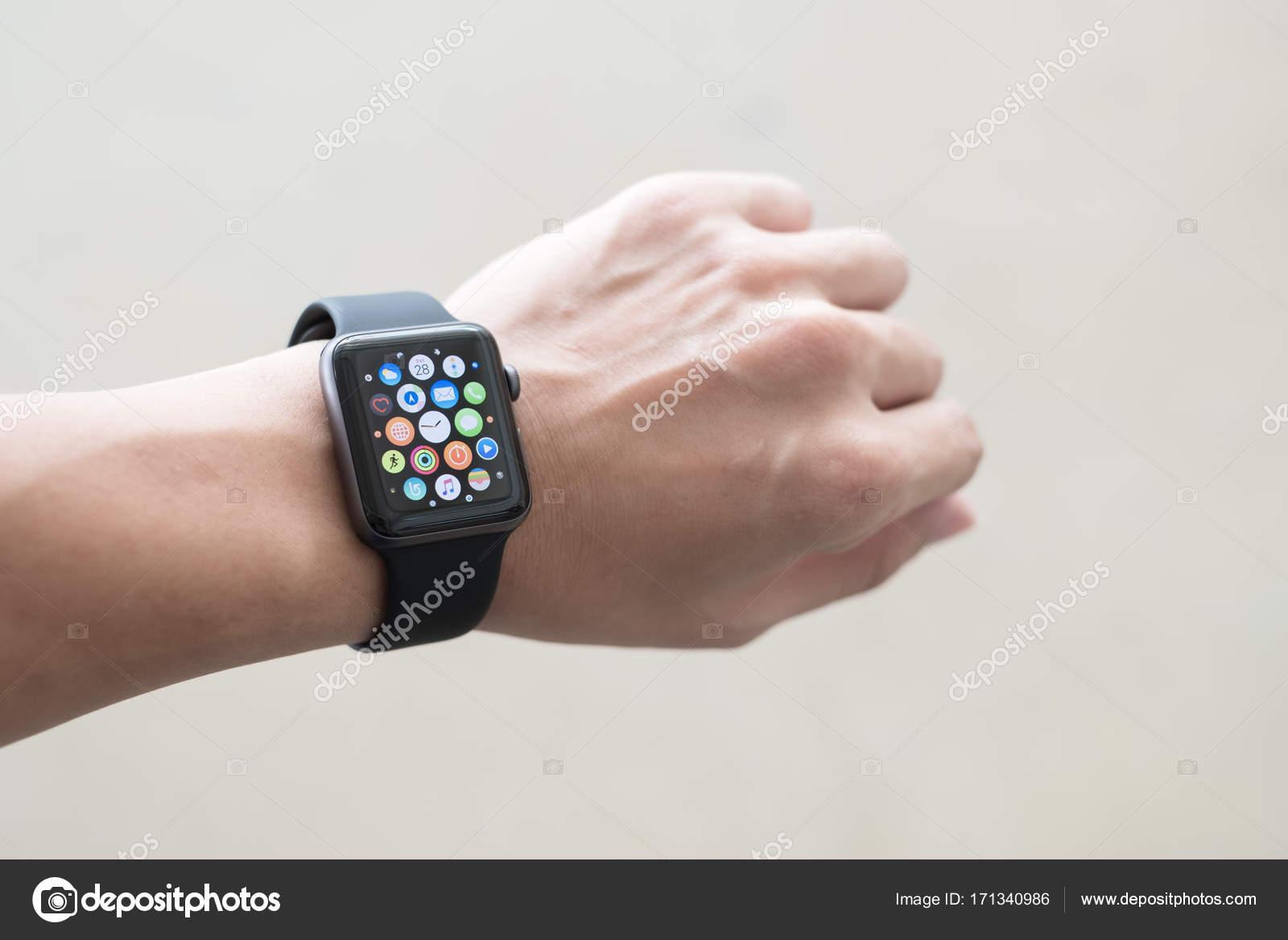 apple watch series 3 gps ストック編集用写真 sirichaideposit