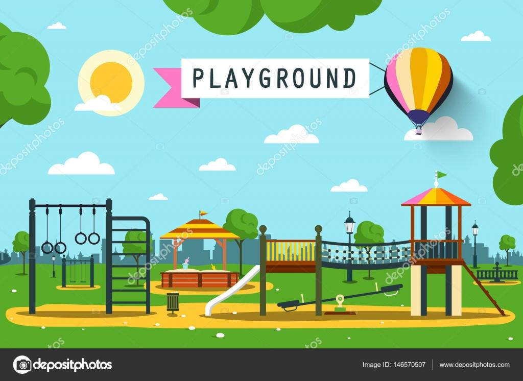 Imágenes: Ilustraciones De Juegos Infantiles