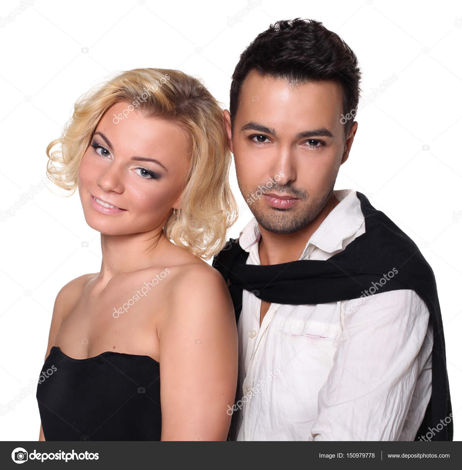 Мужчина и женщина блондинка картинки — img 12